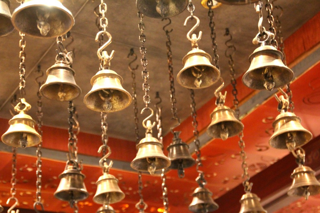 Bells resonate; people don't