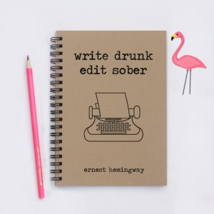 Journal for writers