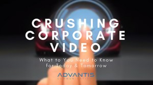 Corporate video tips