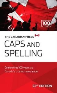 CP Caps & Spelling book