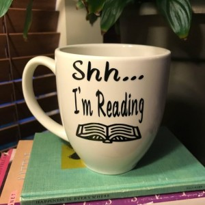 Shh...I'm reading