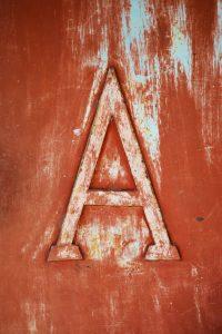 """Capital """"A"""""""