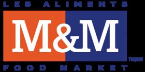 M&M Meats logo
