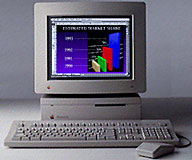 An early Mac