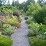 Garden at Royal Roads