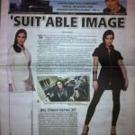 A 'suit'able image