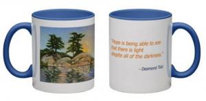 Inspiring mug