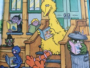 7 writing tips we can learn from Sesame Street